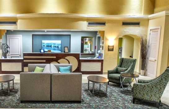 Hotelhalle Best Western Plus Deerfield Beach Hotel & Suites