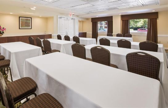 Tagungsraum Best Western Plus Deerfield Beach Hotel & Suites