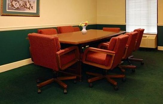 Conference room Quality Inn Brunswick