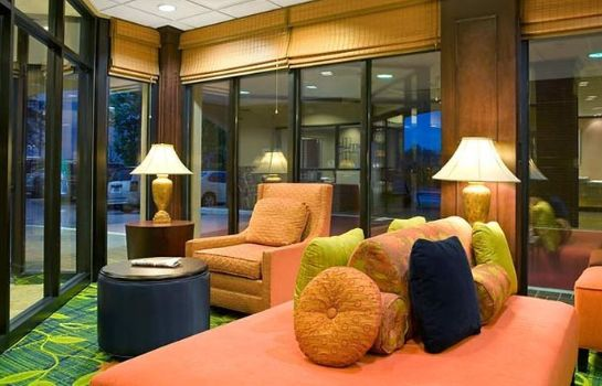 Hotelhalle Fairfield Inn & Suites Atlanta Airport North