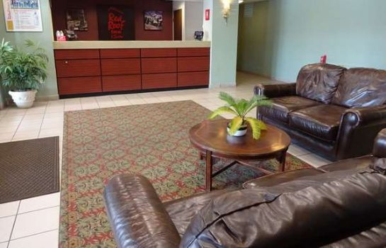 Hotelhalle Red Roof Suites Indianapolis Airport
