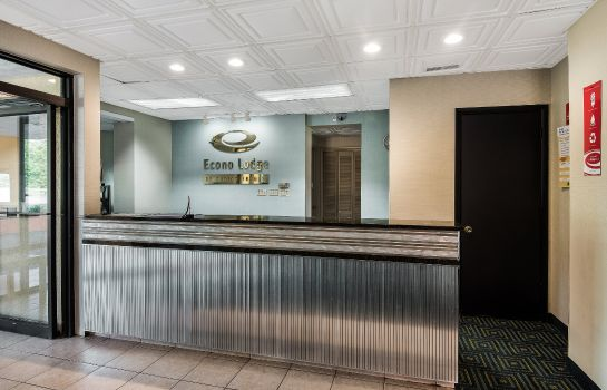Hotelhalle Econo Lodge Pocomoke City