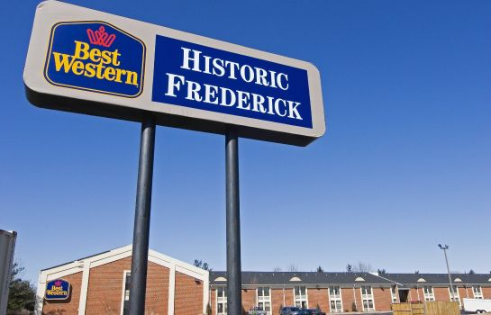 Exterior view BEST WESTERN HISTORIC FREDERIC