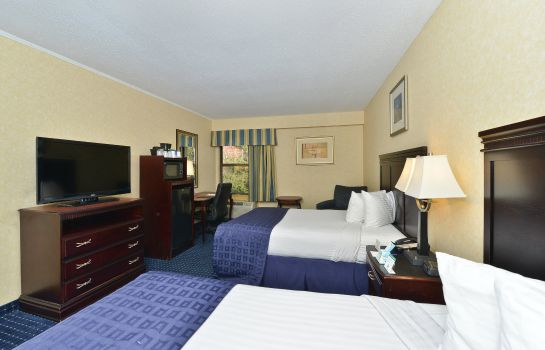 Room BEST WESTERN HISTORIC FREDERIC