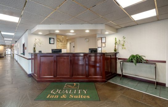 Hotelhal Quality Inn and Suites Laurel