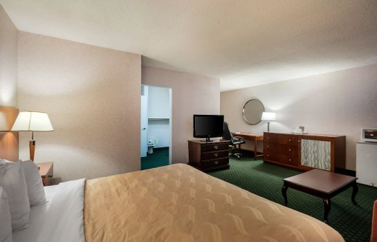 Kamers Quality Inn and Suites Laurel
