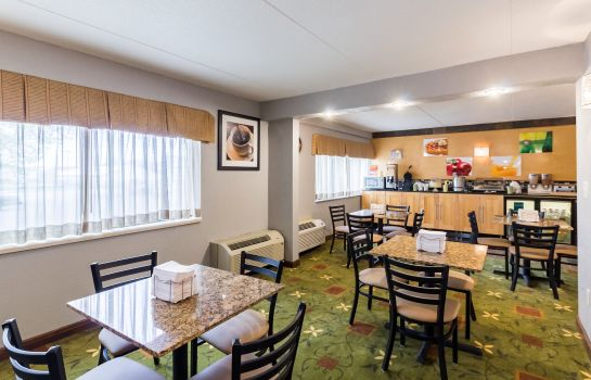 Restaurant Quality Inn & Suites Mayo Clinic Area