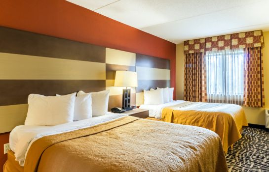 Room Quality Inn & Suites Mayo Clinic Area