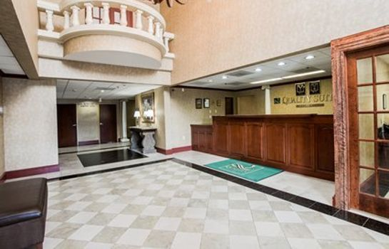 Hotelhalle Quality Suites Pineville - Charlotte