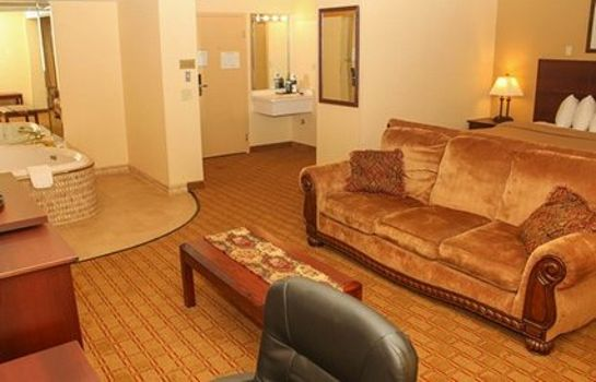Chambre Quality Inn Airport