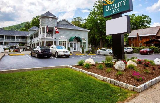 Exterior view Quality Inn Lake George