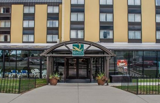 Außenansicht Quality Hotel & Suites At The Falls