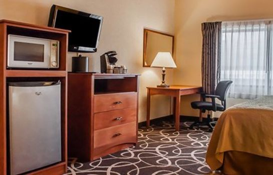 Suite Quality Hotel & Suites At The Falls