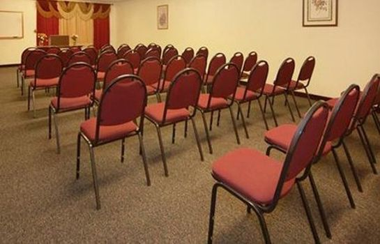 Conference room Econo Lodge Inn & Suites Houston