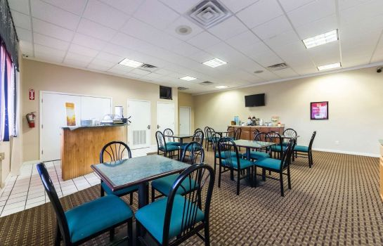 Restaurant Econo Lodge Kingsville