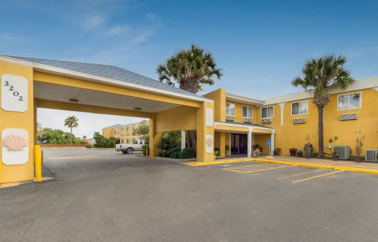 Außenansicht Quality Inn & Suites on the Beach