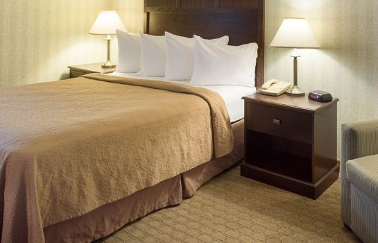 Zimmer Quality Inn Fredericksburg near Historic Downtown