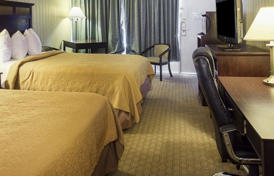 Chambre Quality Inn Fredericksburg near Historic Downtown