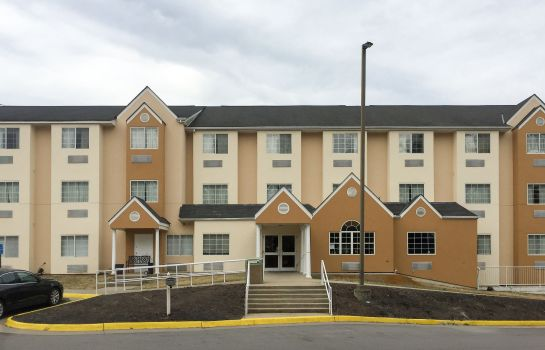 Exterior view Quality Inn Chester