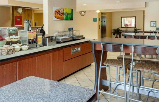 Restaurant Quality Inn Chester