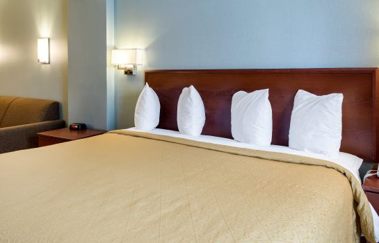 Chambre Quality Inn Chester
