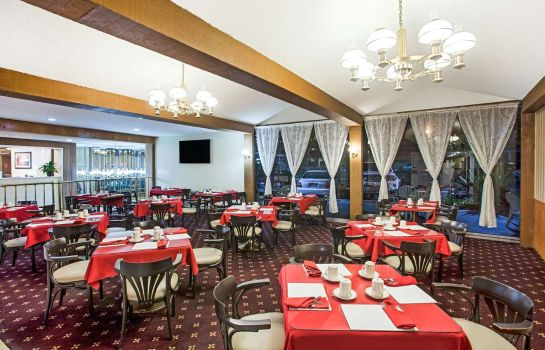 Restaurant Ramada by Wyndham Burbank Airport