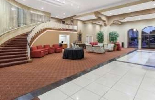 Hall de l'hôtel RAMADA FRESNO NORTH