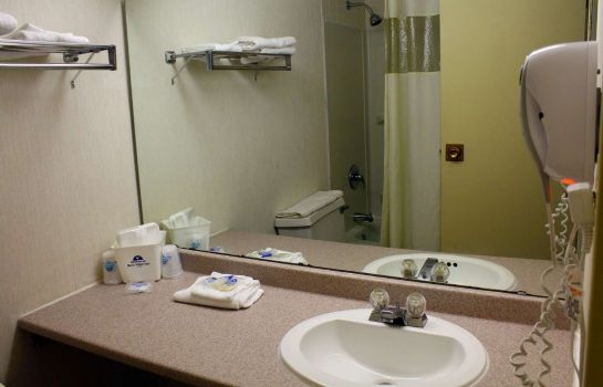 Kamers Americas Best Value Inn Erie