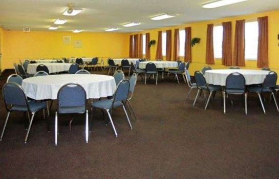 Conference room Econo Lodge Jacksonville