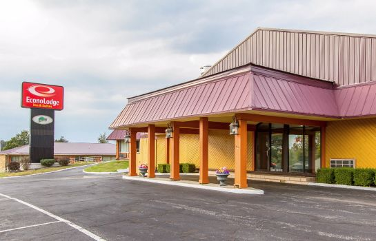 Außenansicht Econo Lodge Inn and Suites Gilbertsville