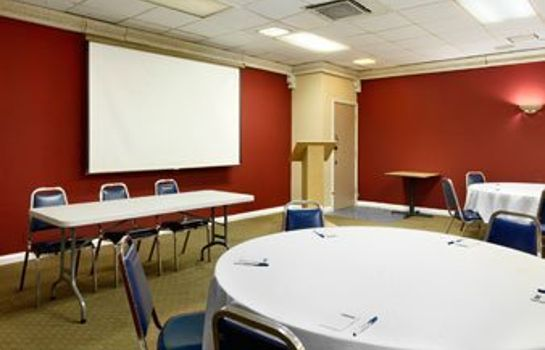 Conference room Ramada Cocoa Beach Area