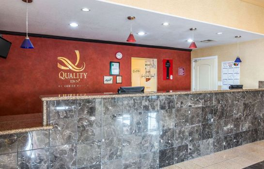 Hall Quality Inn El Centro I-8