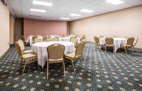 Conference room Quality Inn & Suites Airpark East