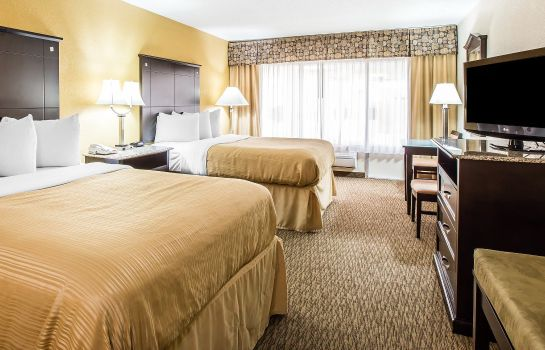 Zimmer Quality Inn & Suites Airpark East