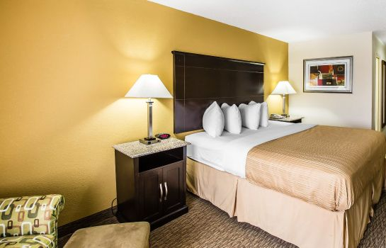 Room Quality Inn & Suites Airpark East