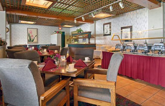 Restaurant RAMADA BY WYNDHAM MILWAUKEE DO