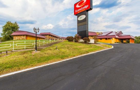 Exterior view Econo Lodge Inn & Suites Gilbertsville
