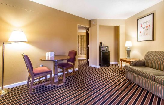 Suite Econo Lodge Inn and Suites Gilbertsville