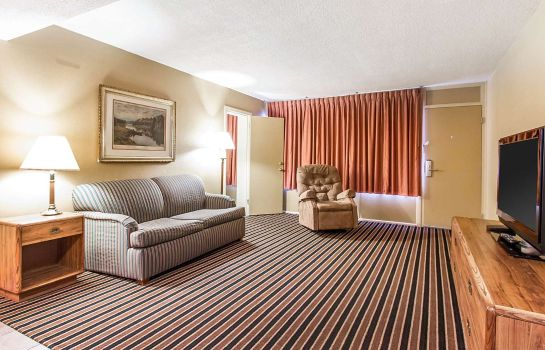 Double room (superior) Econo Lodge Inn & Suites Gilbertsville