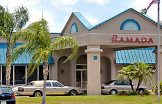 Exterior view Ramada Cocoa Beach Area