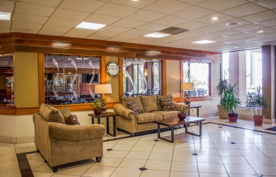 Hotelhalle Quality Inn & Suites Pensacola Bayview
