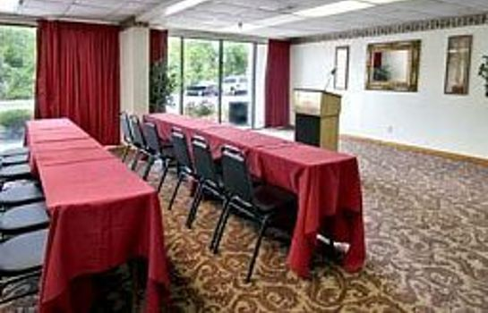 Conference room Quality Inn & Suites Pensacola Bayview