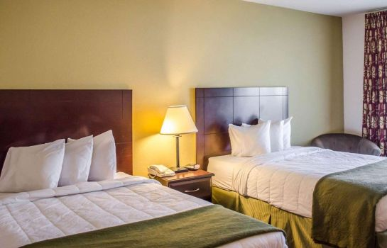 Chambre double (confort) Quality Inn & Suites Pensacola Bayview