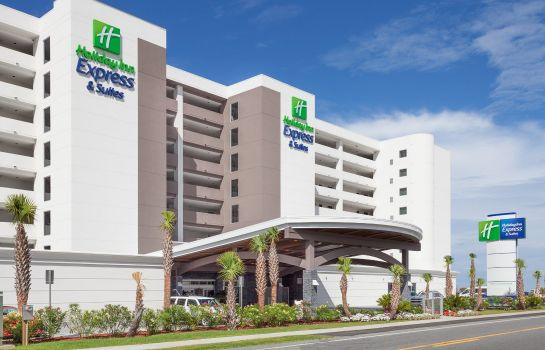 Außenansicht Holiday Inn Express & Suites PANAMA CITY BEACH - BEACHFRONT