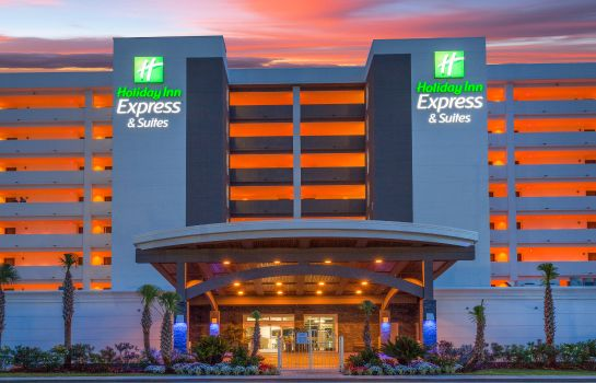 Vista esterna Holiday Inn Express & Suites PANAMA CITY BEACH - BEACHFRONT