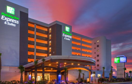 Vue extérieure Holiday Inn Express & Suites PANAMA CITY BEACH - BEACHFRONT