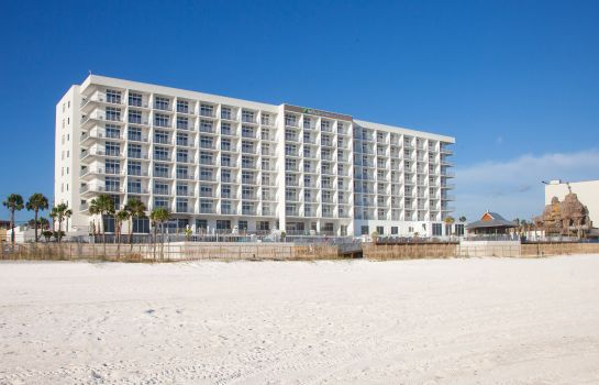 Widok zewnętrzny Holiday Inn Express & Suites PANAMA CITY BEACH - BEACHFRONT