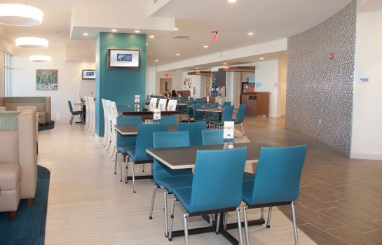 Restauracja Holiday Inn Express & Suites PANAMA CITY BEACH - BEACHFRONT
