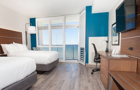 Chambre Holiday Inn Express & Suites PANAMA CITY BEACH - BEACHFRONT