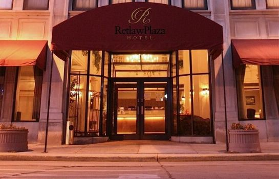 Exterior view Retlaw Plaza Hotel